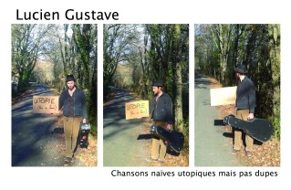 Visuel Lucien Gustave